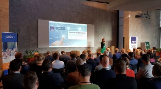 Seminar over De toekomst van digitalisering in de flexbranche
